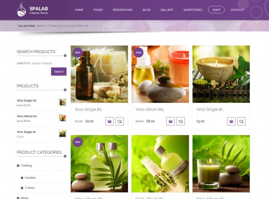 Giao diện trang chủ được coi là bộ mặt của cả website, là nơi thể hiện giá trị của một thương hiệu